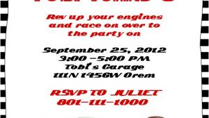 Cars Birthday Party Invitation Templates Free Disney Cars Birthday Invitation Free Template Time to