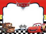 Cars Birthday Party Invitations Templates Cars Invitation Templates Free and Printable