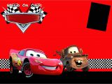 Cars Birthday Party Invitations Templates I Do A Dime Cars Party