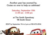 Cars themed Birthday Invitation 17 Best Ideas About Cars Birthday Invitations On