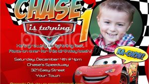 Cars themed Birthday Invitation Card Cars Birthday Invitations Free Ideas Invitations Templates