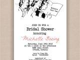Cash Bridal Shower Invitations Bridal Shower Invite Wording for Gifts – Mini Bridal