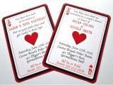 Casino Invites for Parties Casino Invitations Casino Party Casino Birthday Invitations