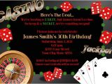 Casino Invites for Parties Grown Up Invitations Baby Shower Invitations Cheap