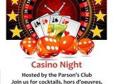 Casino Party Invitations Templates Free Casino Night Invitation Personalized Party Invites