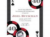 Casino Party Invitations Templates Free Casino Poker Vegas Birthday Party Printable Invitation
