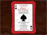 Casino theme Party Invitations Template Free Casino Birthday Party Invitations Ideas Bagvania Free