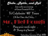 Casino theme Party Invitations Template Free Casino Digital Birthday Invitation