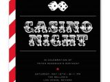 Casino theme Party Invitations Template Free Casino Party Invitations Template Best Template Collection