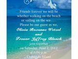 Casual Beach Wedding Invitation Wording Beach Wedding Invitation Wording Poem Mini Bridal