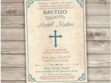 Catholic Baptism Invitations In Spanish Spanish Printable Baptism Invitations Espanol Catholic Church