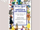 Character Birthday Party Invitations 549 Best Birthday Invitation Card Images On Pinterest