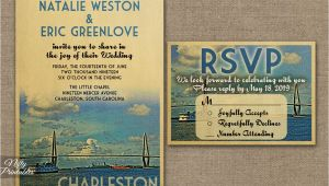 Charleston Sc Wedding Invitations Charleston Wedding Invitations Vtw Nifty Printables
