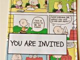 Charlie Brown Birthday Invitations Larissa Another Day A Pinteresting Wednesday Charlie
