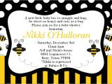 Cheap Bumble Bee Baby Shower Invitations Baby Shower Invitations Mommy to Bee Baby Shower