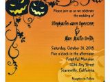 Cheap Halloween Wedding Invitations Baby Shower Invitations Zone