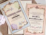 Cheap Love Bird Wedding Invitations Vintage Wedding Invitations Set the tone for A Timeless