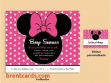 Cheap Minnie Mouse Baby Shower Invitations Cheap Minnie Mouse Baby Shower Invitations 109 Best