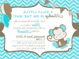 Cheap Monkey Baby Shower Invitations Cheap Baby Shower Invitations for Boys 1 Monkey Baby