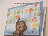 Cheap Monkey Baby Shower Invitations Monkey Baby Shower Invitation Image