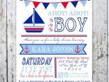 Cheap Nautical Baby Shower Invitations Baby Shower Invitations Cheap Nautical theme Baby Shower