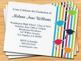 Cheap Personalized Graduation Invitations Cheap Graduation Party Invitations A Birthday Cake