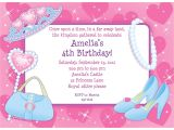 Cheap Personalized Party Invitations Pink Princess Party Personalized Invitation Cheap