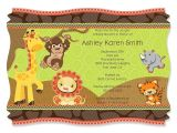 Cheap Safari Baby Shower Invitations Funfari Baby Shower Invitations Oxyline Fbe37