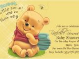 Cheap Winnie the Pooh Baby Shower Invitations Winnie the Pooh Baby Shower Invitations Alp First Birthday