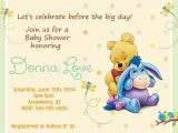 Cheap Winnie the Pooh Baby Shower Invitations Winnie the Pooh Baby Shower Invitations – Gangcraft