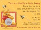 Cheap Winnie the Pooh Baby Shower Invitations Winnie the Pooh Baby Shower Invitations