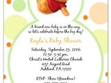 Cheap Winnie the Pooh Baby Shower Invitations Winnie the Pooh Baby Shower Invitations Template