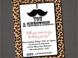 Cheetah Party Invitations Unique Ideas for College Graduation Party Invitations