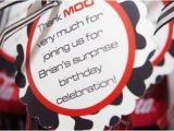 Chick Fil A Birthday Party Invitations Chick Fil A Cows Birthday Party Ideas Farm Party
