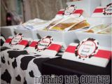 Chick Fil A Birthday Party Invitations Chick Fil A Cows Birthday Party Ideas Photo 5 Of 33