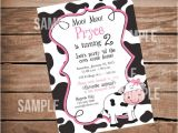 Chick Fil A Birthday Party Invitations Cow Birthday Party Invitations Lijicinu Fe2eaff9eba6