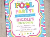 Child Pool Party Invitations 28 Pool Party Invitations Free Psd Vector Ai Eps