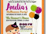 Children S Halloween Party Invitations Kids Halloween Costume Party Invitation Kids Halloween