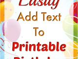 Children's Birthday Invitation Template How to Easily Add Text to Birthday Invitation Templates