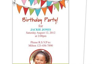Childrens Birthday Party Invitation Templates 23 Best Images About Kids Birthday Party Invitation