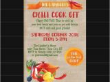 Chili Cook Off Party Invitation 8 Best Images About Chili Cookoff Invitations and Ideas On