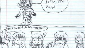 Chip Didn T Invite Jerome to the Tea Party Cousin Reiko Didn T Invite Kai to the Tea Party by