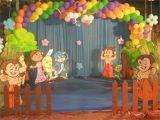 Chota Bheem theme Birthday Party Invitations Chhota Bheem theme 4 Stars