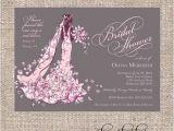 Christian Bridal Shower Invitations Elegant Christian Bridal Shower Invitation by