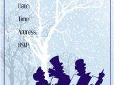 Christmas Caroling Party Invitations the Ultimate Guide to organizing A Christmas Caroling