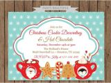 Christmas Cookie Decorating Party Invitations Free Unavailable Listing On Etsy