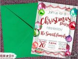 Christmas Eve Dinner Party Invitations Christmas Dinner Party Invitations Christmas Eve Invitations