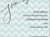 Christmas Eve Dinner Party Invitations Melancholy Smile Christmas Eve Invitations