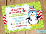 Christmas First Birthday Party Invitations First Birthday Invitation Wording and 1st Birthday