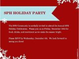 Christmas Holiday Party Email Invitation Template for Outlook Create A Template In Outlook Email Invitation Templates